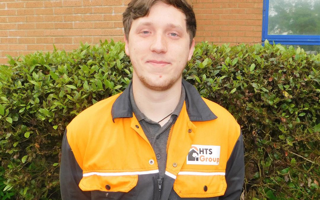 Award Winning Organisation with Award Winning Apprentices