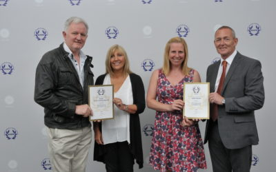 HTS scoop 2 RoSPA Awards for Safety!