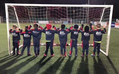 Harlow Town Fooball Club – HTS Sponsor The Under 8's and 9's Teams
