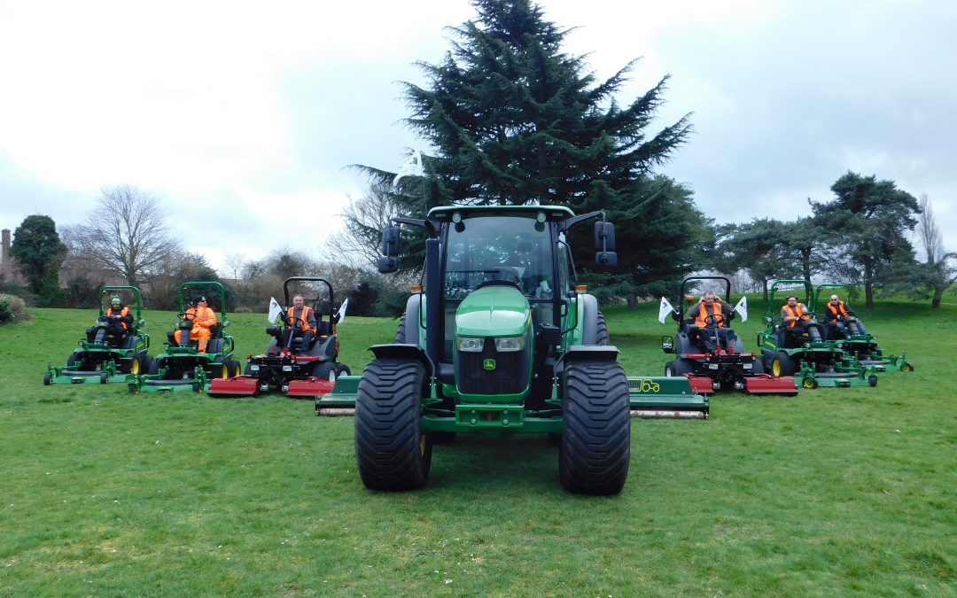 HTS Grass Cutting  Season 2019