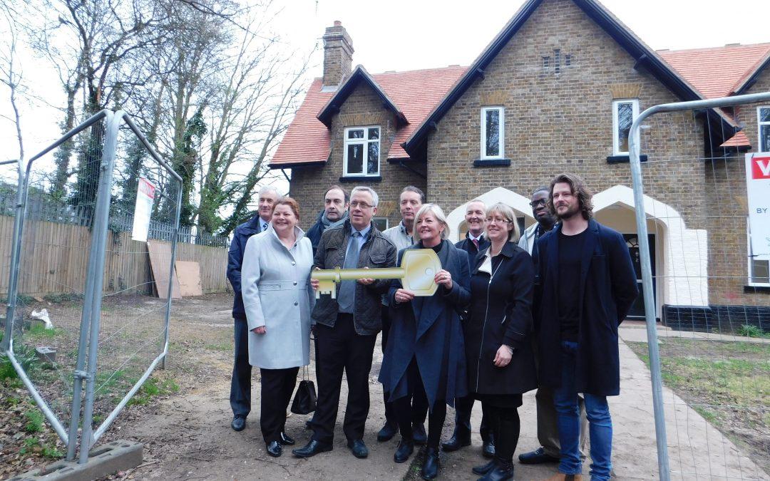 Bromley Cottages Renovation