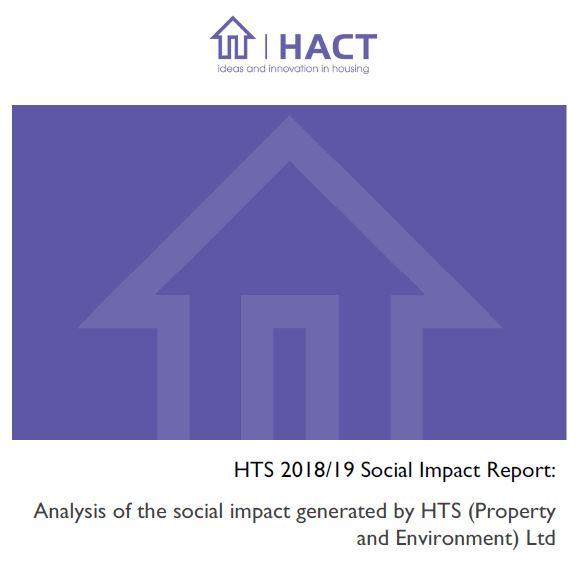 HTS 2018/19 Social Impact Report