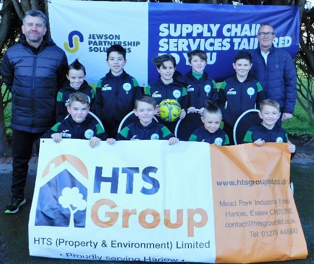 HTS & Jewson partners with Paringdon Youth