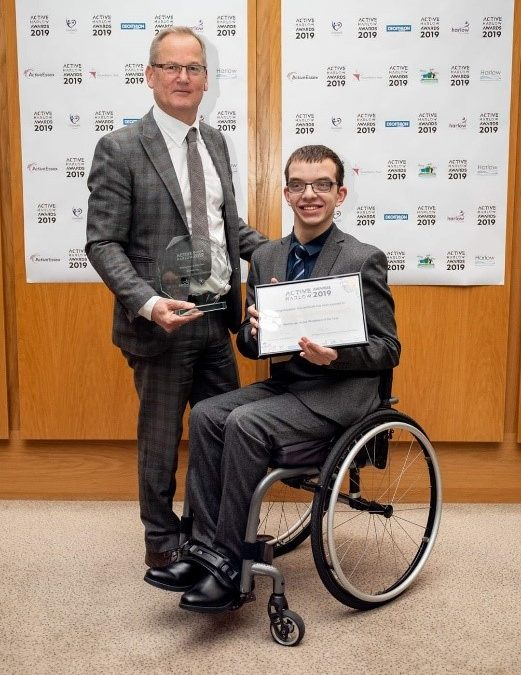 Harlow Sports Awards 2019
