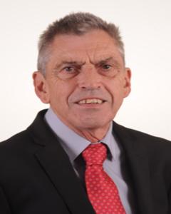 Councillor Bob Davis, Director HTS Group