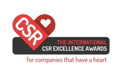 THE INTERNATIONAL  CSR EXCELLENCE AWARDS  2020