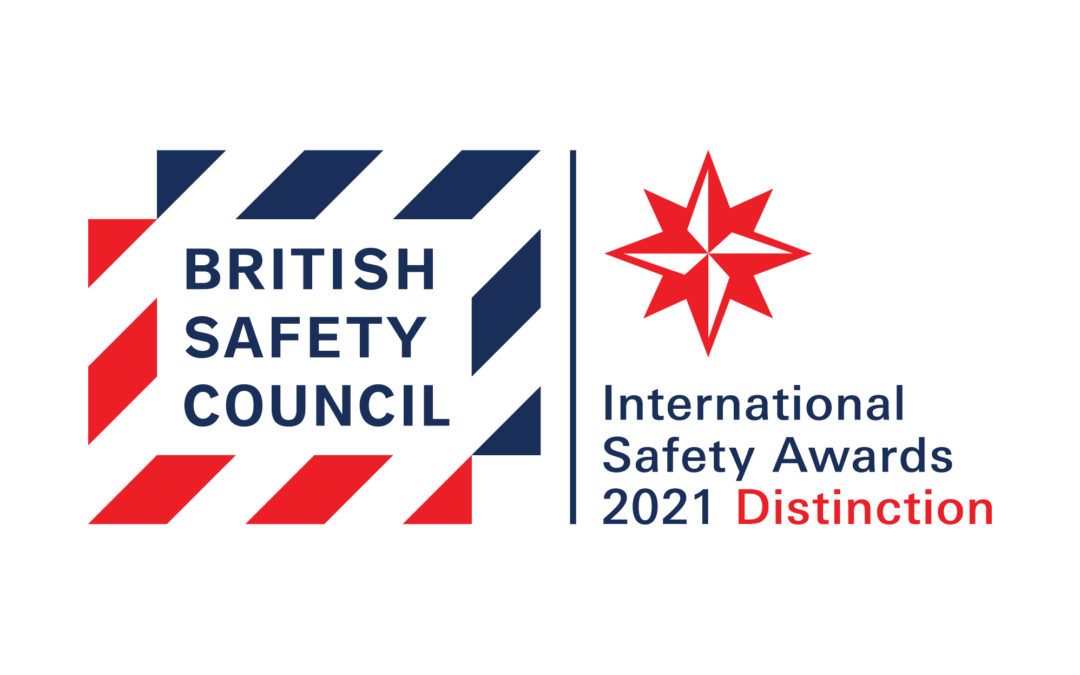 British Safety Council Awards 2021