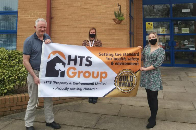 HTS achieve 1million RIDDOR Accident Free man hours (again!)!