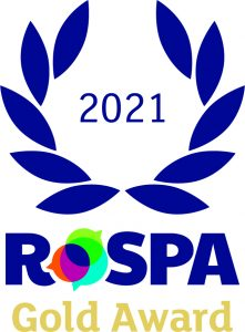 2021 RoSPA Gold Award
