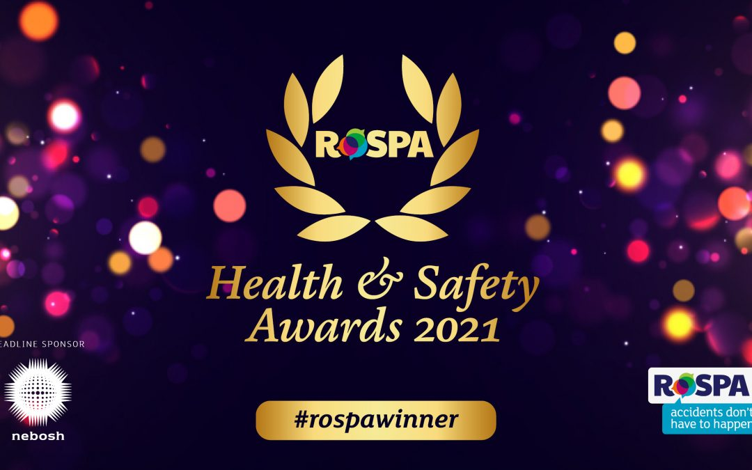 HTS Awarded Gold for Occupational Health and Safety