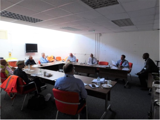 New Councillor Non-Executive Directors join HTS Group Ltd directors for their initial induction